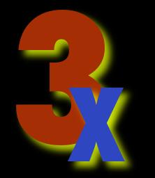 Club3X Logo